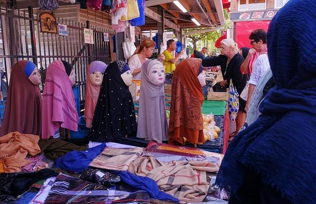 Haagse foto op de Haagse Markt