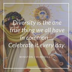 celebrate the diversity