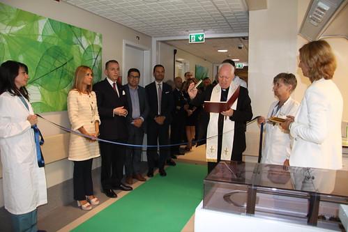 Inaugurazione Laboratorio Analisi UCBM