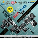*Warga Jazz & Blues Club (WJBC)* and *Indonesia Jazz n' Blues Club (IJBC)* Proudly presents: *JAZZ N' BLUES NITE* Amphitheatre NuArt Sculpture Park Saturday, August 3rd, 2019 19.30 PM Onward Featuring: *David Manuhutu Quartet feat. Bubu* David Manuhutu -