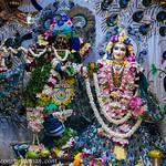 ISKCON Vrindavan Deity Darshan 30 July 2019