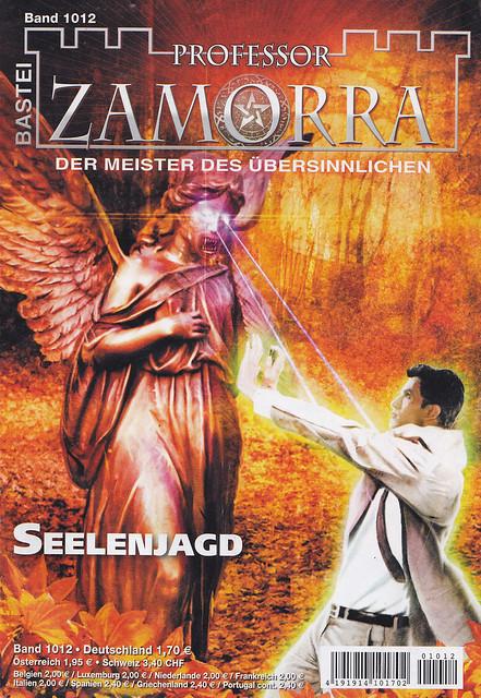 Professor Zamorra #1012