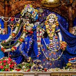 ISKCON Mayapur Deity Darshan 30 July 2019