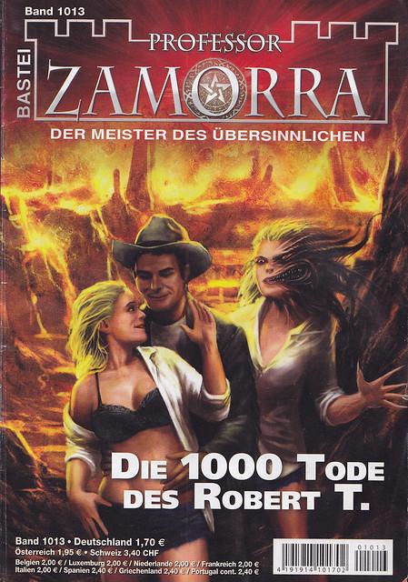 Professor Zamorra #1013