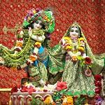 ISKCON Punjabi Bagh Deity Darshan 30 July 2019