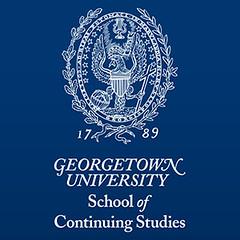 Georgetown University, School of Continuing Studies