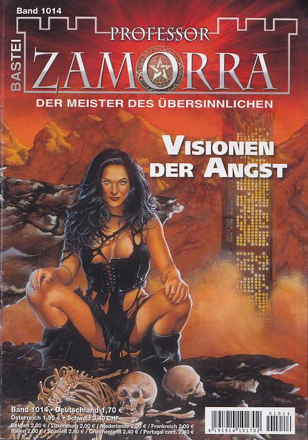 Professor Zamorra #1014