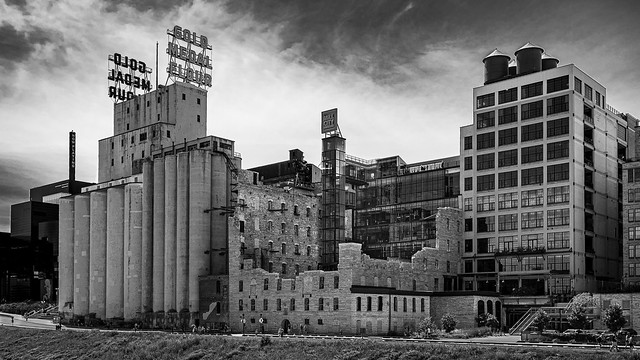 Mill City - Explore # 183 - Thanks for the Explore!