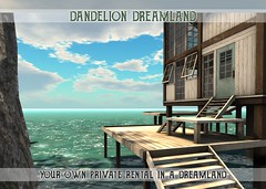 Dandelion Dreamland Rental -  Decks Cottage