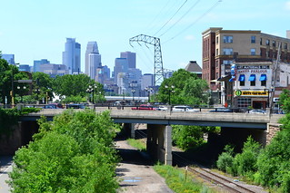 Downtown Minneapolis from Dinkytown | by mplstodd