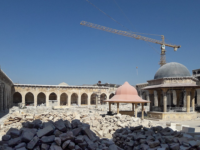 Umayyad Mosque Rehabilitation