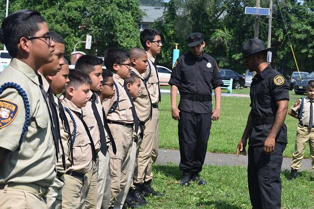 Paterson P.A.L Junior Police Academy
