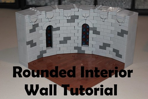 Rounded Interior Wall Tutorial