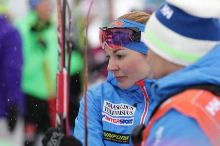 Zemřela finská závodnice Mona-Liisa Nousiainen