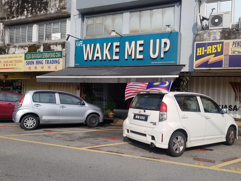 @ Wake me Up SS2