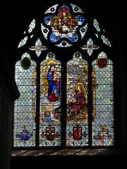 Martin Travers Window, Leominster