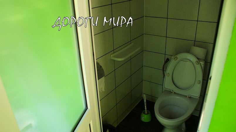 Кемпинг Енот Архипо-Осиповка
