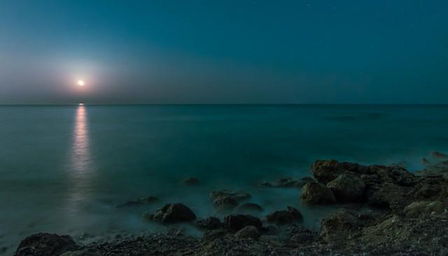 Mar y luna (Nocturna).