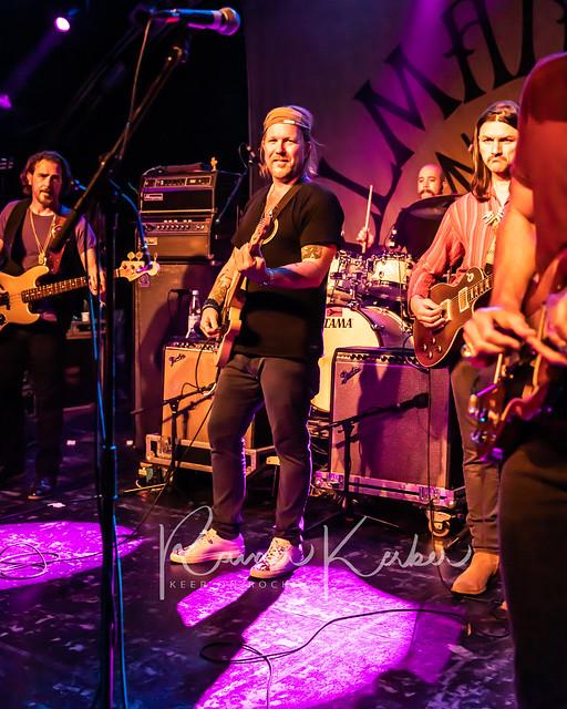 The Allman Betts Band in Hamburg