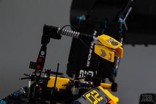 LEGO Technic 42081 Review-6 | by DoubleBrick.ru
