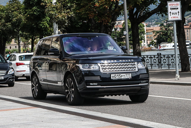 Russia (Moscow) - Land Rover Range Rover