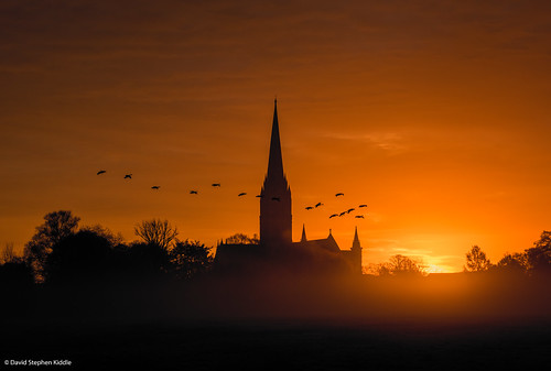 Salisbury Cathedral | by Dave Kiddle LRPS