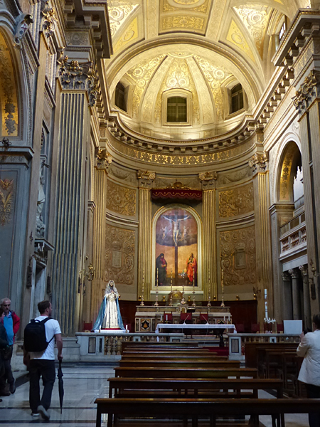 église Santa Maria in Monserrato degli Spagnoli