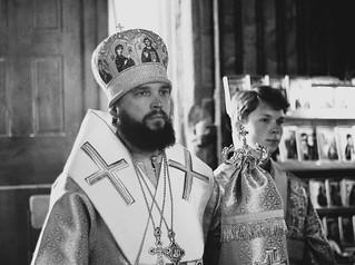 28.07.2019 Воскресная служба в Юрьевом монастыре