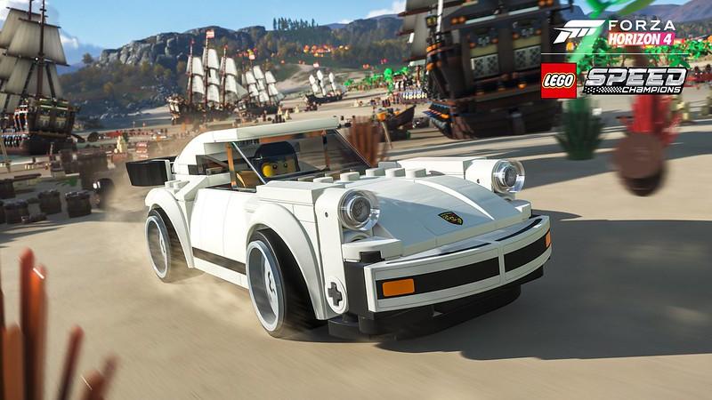 LEGO Speed Champions Forza Horizon 4 Porsche