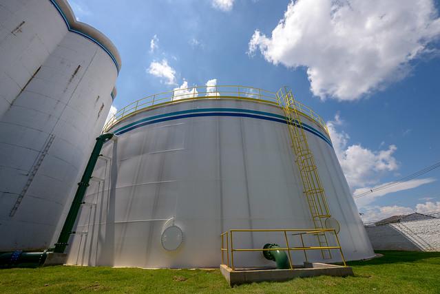 30.07.19 Prefeito Arthur inaugura novo reservatório de água na Compensa