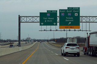 I-65 North - Exit 259B - I-80 I-94 US6 East | by formulanone