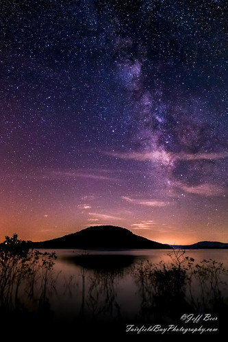 greersferrylake landscapes milkyway sugarloaf