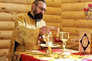 29.07.2019 | Божественная литургия во Владимирском храме Новгородского кремля