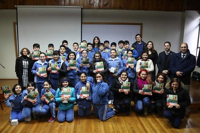 """Lanzamiento del libro """"Mi historia, nuestros saberes: descubriendo el patrimonio familiar"""""""