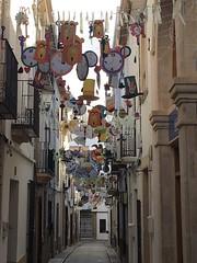 Adornos en la calle (Xabia))