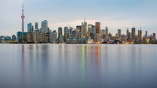 Toronto - Skyline | by dneubaue