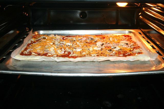 08 - Im Ofen backen / Bake in oven