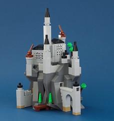 Castle Bleystone by Tino Poutiainen