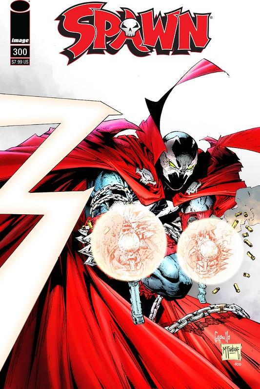Image Comics - Spawn #300 (cover e, Greg Capullo & Todd McFarlane)