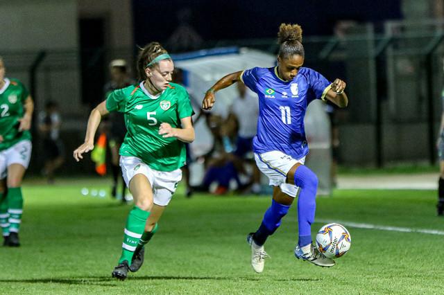 Universiade Napoli 2019 - Futebol Feminino