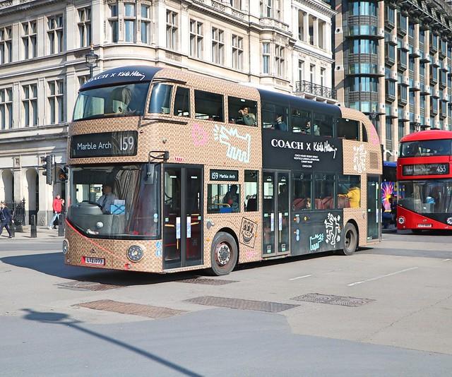 Abellio - LT773 - LTZ1773 - Coach UK
