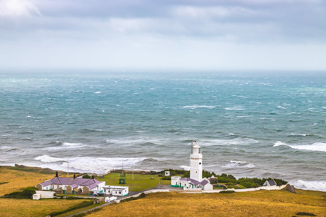 Niton-St Catherines lighthouse IOW