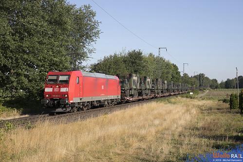 185 069 . DB Cargo . 44793 . Kaldenkirchen . 30.07.19.