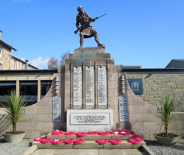 Dingwall War Memorial