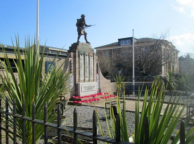 War Memorial, Dingwall