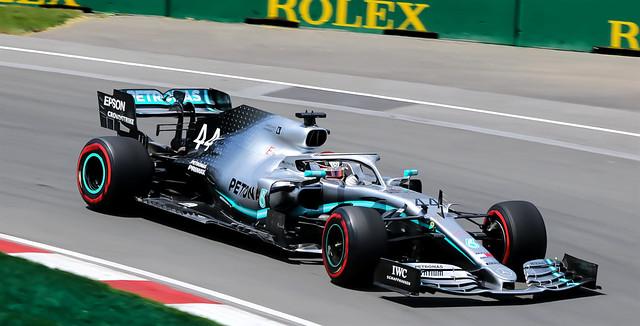 Lewis Hamilton 2019 World Champion