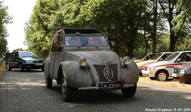 Citroën 2CV A 1952
