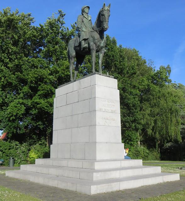 King Albert I Monument (Bruges, Belgium)