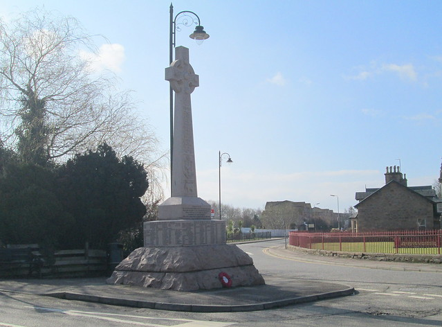 Boer War Memorial, Dingwall