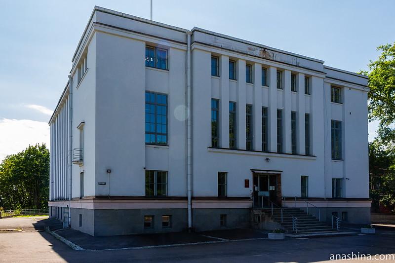 Выборг, Ленинградский областной государственный архив